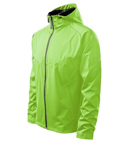 AdlerMalfini Performance zöld női softshell kabát